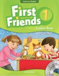 First Friends American Edition level 1 Student book and Audio CD Pack