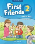 First Friends American Edition level 2 Student book and Audio CD Pack