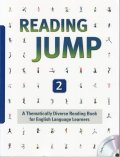 Reading Jump 2 Student Book with Audio CD