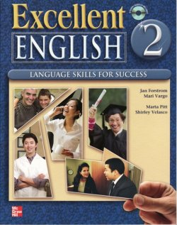 画像1: Excellent English Level 2 Student Book with Audio CD