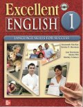 Excellent English Level 1 Student Book with Audio CD