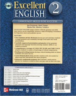 画像2: Excellent English Level 2 Student Book with Audio CD