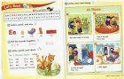 内容チェック!2: Let's Go 4th Edition level 1 Student Book with CD Pack