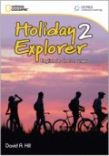 Holiday Explorer 2 Student Book with Audio CD