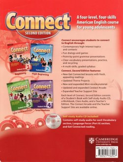 画像2: Connect 1 2nd edition Student Book with CD