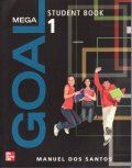 MegaGoal Level 1 Student Book with Audio CD