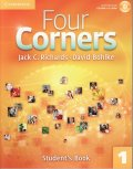Four Corners 1 Student Book with Self-study CD-ROM