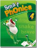 Smart Phonics New Edition 4 Student Book w/CD