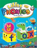 Little Phonics 4 Student Book w/CD