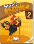 Smart Phonics New Edition 2 Student Book w/CD