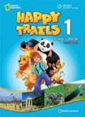 Happy Trails Level 1 Student  Book w/Audio CD