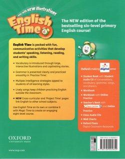 画像2: English Time (2nd Edition) Level 6 Student Book with Student CD