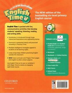 画像2: English Time (2nd Edition) Level 5 Student Book with Student CD