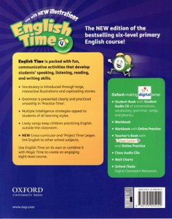 画像2: English Time (2nd Edition) Level 4 Student Book with Student CD