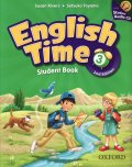English Time (2nd Edition) Level 3 Student Book with Student CD