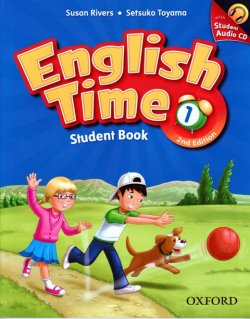 画像1: English Time (2nd Edition) Level 1 Student Book with Student CD