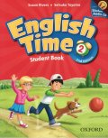 English Time (2nd Edition) Level 2 Student Book with Student CD
