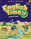 English Time (2nd Edition) Level 4 Student Book with Student CD