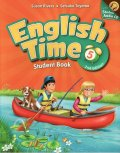 English Time (2nd Edition) Level 5 Student Book with Student CD