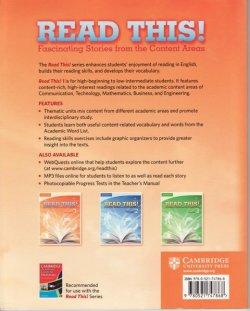 画像2: Read This! 1 Student Book