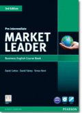 Market Leader PreIntermediate 3rd Edition Coursebook with DVD-ROM
