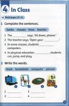 内容チェック!2: Read and Discover Level 1 Schools