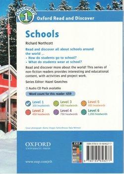 画像2: Read and Discover Level 1 Schools
