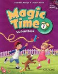Magic Time 2nd 1 Student Book with CD