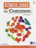 English in Common 1 Student Book w/Active Book