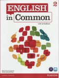 English in Common 2 Student Book w/Active Book