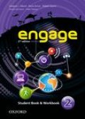 Engage 2nd Edition Level 2 Student Book/Workbook Pack w/Multi-ROM