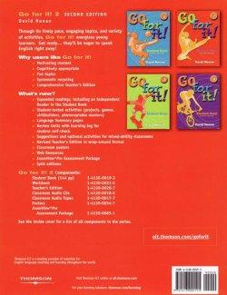 画像2: Go for it (2nd) Level 2 Student Book