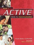 Active Skills for Communication Book 1 Student Book w/CD