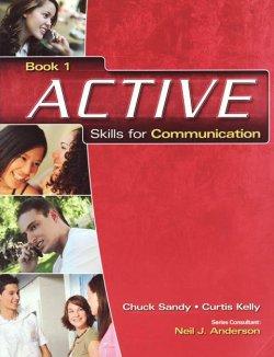 画像1: Active Skills for Communication Book 1 Student Book w/CD
