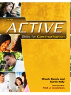 画像1: Active Skills for Communication Intro Student Book w/CD