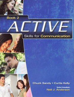画像1: Active Skills for Communication Book 2 Student Book w/CD