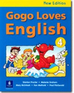 画像1: Gogo Loves English 4 Student Book