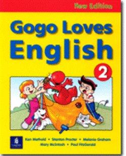 画像1: Gogo Loves English 2 Student Book