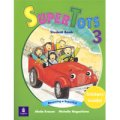 Supertots 3 Student Book