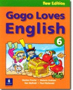 画像1: Gogo Loves English 6 Student Book