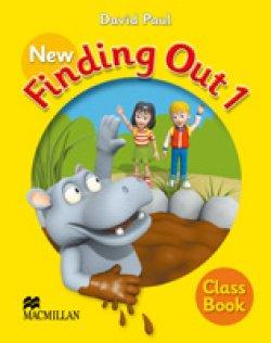 画像1: New Finding Out 1 Class Book