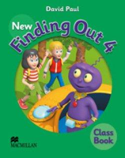 画像1: New Finding Out 4 Class Book