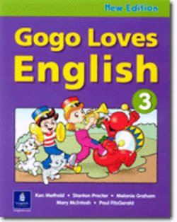 画像1: Gogo Loves English 3 Student Book