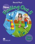 New Finding Out 5 Class Book