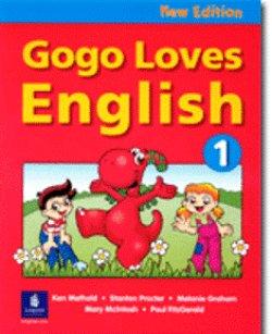 画像1: Gogo Loves English 1 Student Book