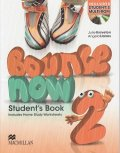 Bounce Now 2 Student's Book Pack