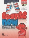 Bounce Now Starter Student's Book Pack