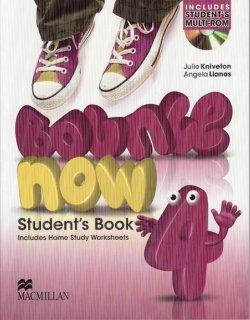 画像1: Bounce Now 4 Student's Book Pack