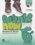 Bounce Now 6 Student's Book Pack