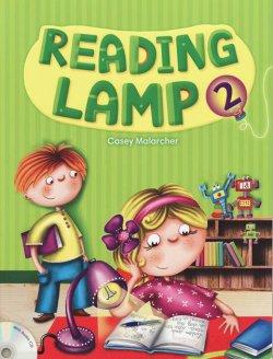 画像1: Reading Lamp 2 Student Book & Workbook